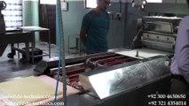 Wafer Plant, Wafer Line, Wafer Biscuit Plant - D.E. Technics (Pvt) Ltd.