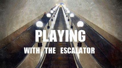 "Playing With The Escalator, the Short (Короткометражный фильм ""Игра с эскалатором"") [2016]"