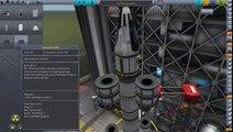 Como jogar Kerbal Space Program Construindo minha nave KSP Dicas e gameplay