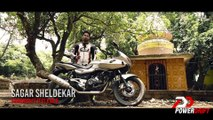 Pulsar 220 F Top Speed - video dailymotion