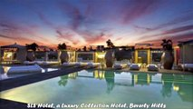 Hotels in Los Angeles SLS Hotel a Luxury Collection Hotel Beverly Hills California