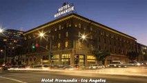Hotels in Los Angeles Hotel Normandie Los Angeles California