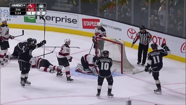 Moore scores overtime winner for Devils