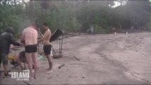 Jour 3 – Les hommes font des réserves d'eau