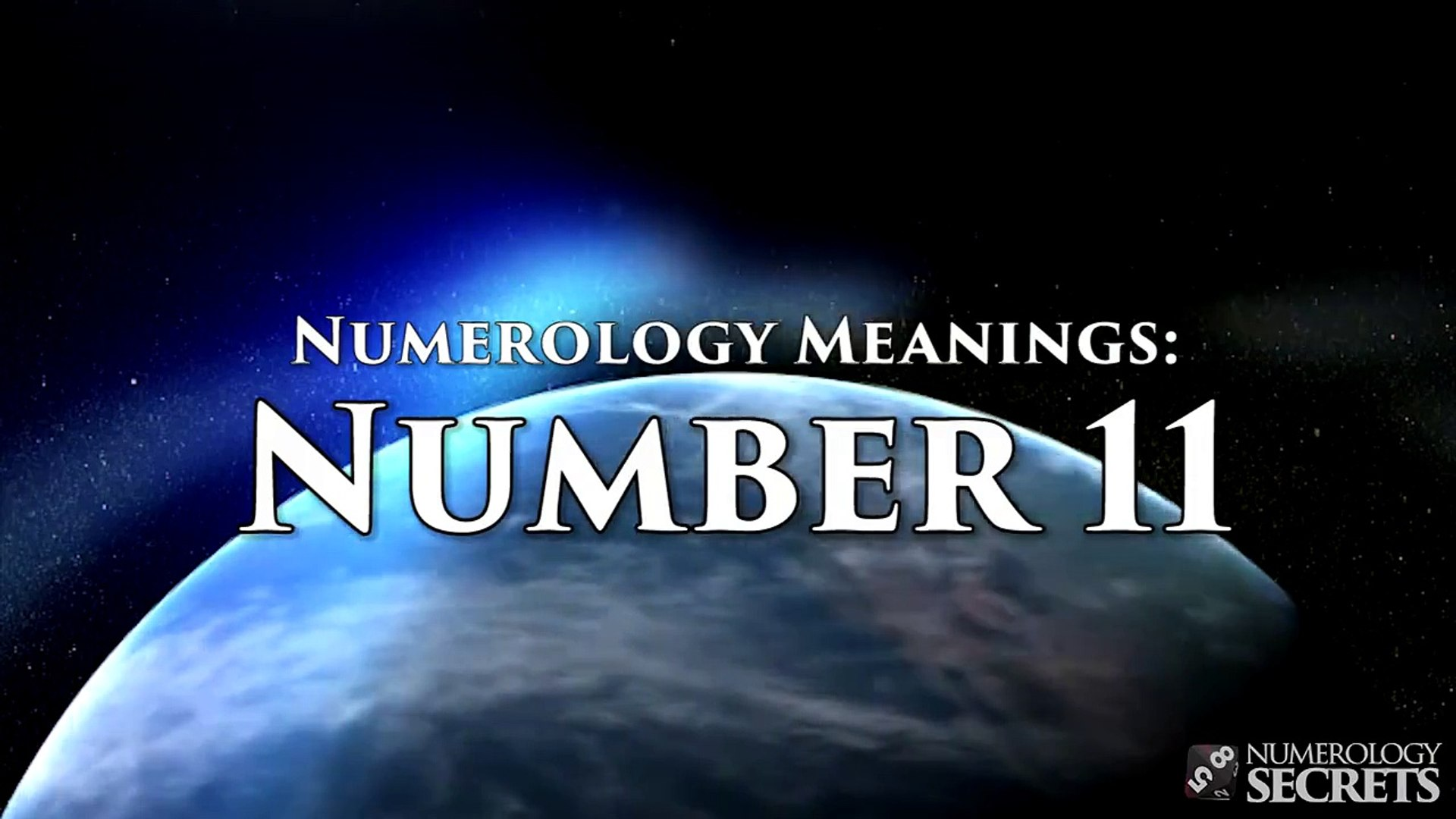 Numerology Number 11: Secrets Of Life Path 11! - video