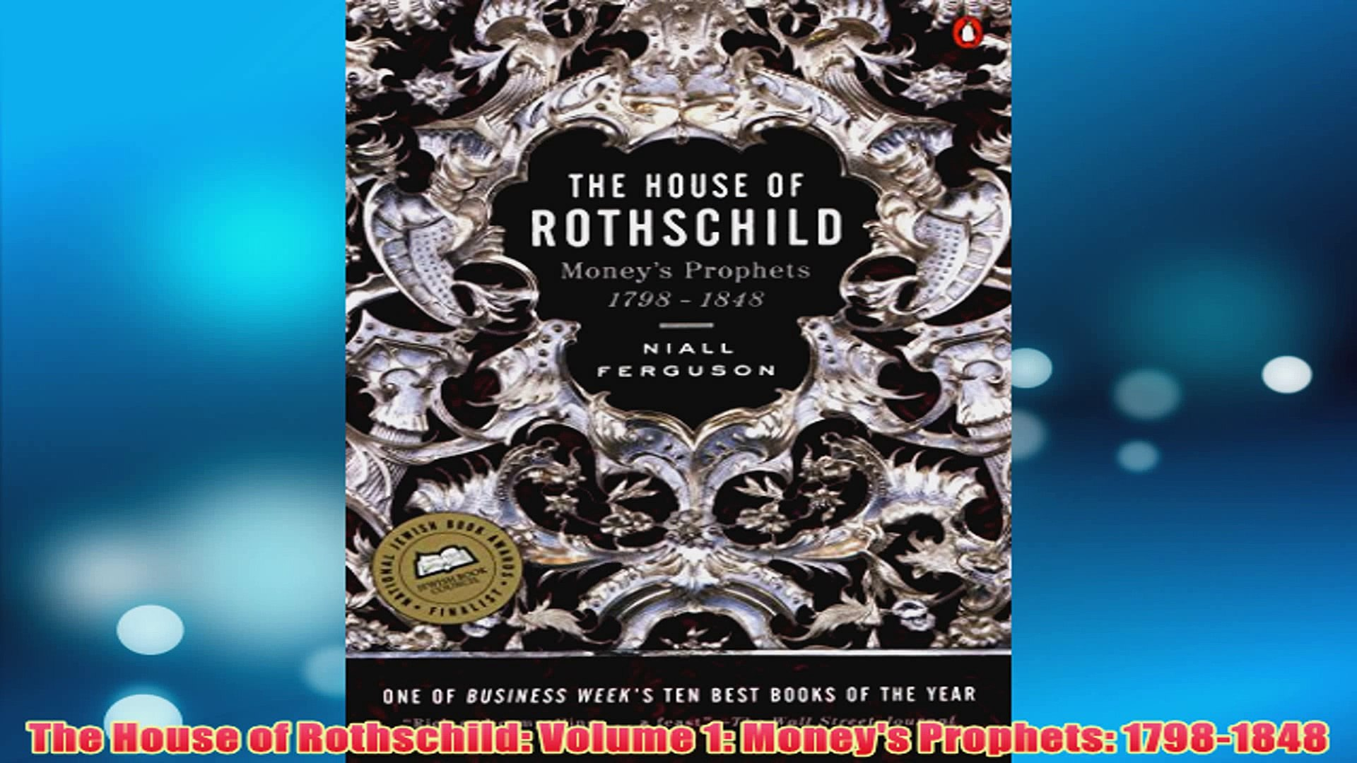 PDF Download  The House of Rothschild Volume 1 Moneys Prophets 17981848 Read Online