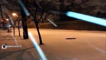 Snow Storm blizzard 2016 Hits Maryland Baltimore Washington DC New York Chicago Virginia C