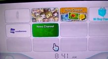 Wii Channels that were discontinued