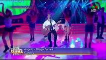 Angela Torres es Diego Torres en Tu cara me suena 2014 -