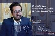 [INTERVIEW] Mounir Mahjoubi, président du Conseil National du numérique