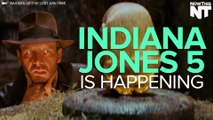 Harrison Ford & Steven Spielberg Working On Indiana Jones 5