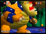Super Mario 64 16 Star Speedrun in 153576