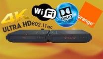 Nouvelle Livebox d'Orange : 4K, Wi-Fi AC et Dolby Atmos