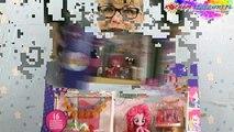 My Little Pony - Equestria Girls Minis - Pinkie Pie Slumber Party Bedroom Set / Piżamowe Party - Sypialnia Pinkie Pie- B4911
