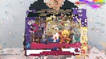 My Little Pony - Equestria Girls Minis - Applejack Slumber Party Games Set / Piżamowe Party Opowieści Applejack - B6040