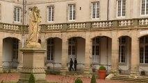 Rencontre avec les élèves du lycée militaire d'Autun