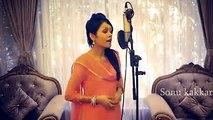 Neha kakkar tributes pakistan's Great singer madam azra jahan