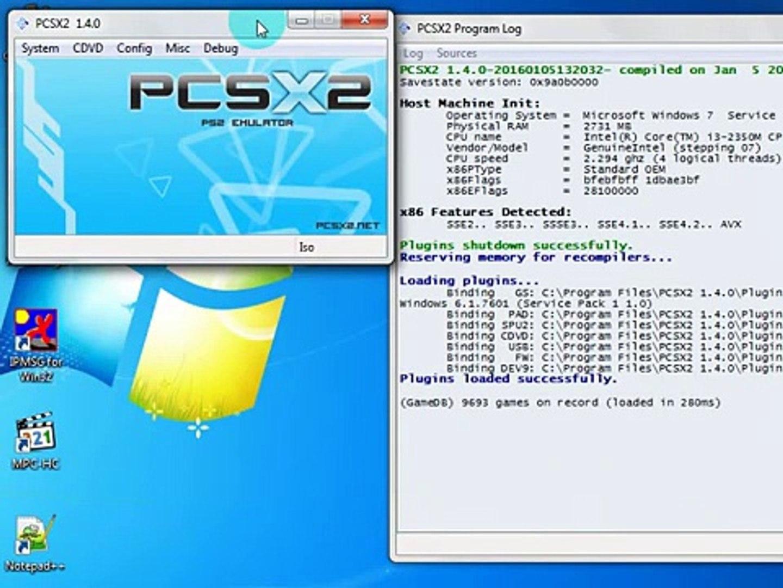GRATUIT 1.0.0 PCSX2 TÉLÉCHARGER DE BIOS