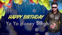 Honey Singh Birthday ,Wishing You Honey Singh A Very Happy Birthday Full HD latest punjabi video 2016