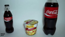 ЧТО БУДЕТ, ЕСЛИ ЗАВАРИТЬ РОЛЛТОН ПЮРЕ В Coca Cola!