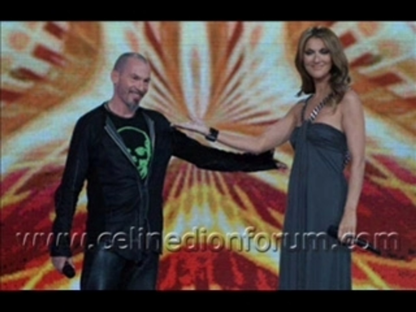 new style classic styles new authentic Celine Dion & Florent Pagny - Caruso LIVE (Audio Only)