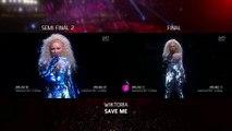 Wiktoria Melodifestivalen 2016 Perfomances