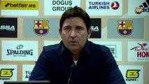FCB Basket: Declaraciones de Xavi Pascual y Pau Ribas previa al partido Barça Lassa - Real Madrid