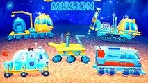 Çizgi Film - Uzay Araçları - Robotik Ay Arabası - Lunar Electronic Rover ( LER ) İzle
