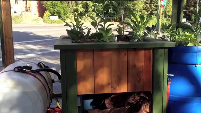 New Streams Aquaponics Mobile Aquaponics Garden