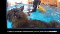 Cette petite fille autiste réalise d'impressionnants progrès grâce à son chat, l'émouvante vidéo