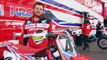 Inside Trey Canards Factory HRC Honda CRF450||Motocross Action Magazine