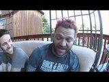 Brandon Novak Tattoo Gun Dilema at Bam Margera 's Scene from WIMN (Interview 2014)