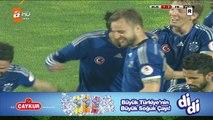 Bruno Alves'in Bursaspora Attığı Müthiş Frikik Golü