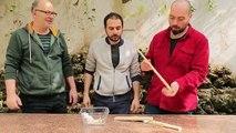 İlkel İnsanlar Gibi Tahta Çubukla Ateş Yakmaya Çalıştık (Trend Videos)