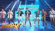 "It's Showtime: Hashtags dance to ""Everybody Dance Now"""