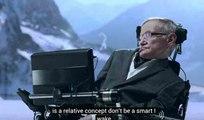 Anuncio de Jaguar F-PACE con Stephen Hawking