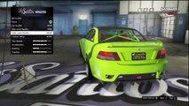 Gta 5 : How To Slam/Hellaflush/Stance a Car (grand theft Auto 5 online)