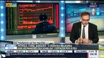 Les tendances sur les marchés : Les craintes sur le pétrole, la Chine et les banques semblent s'effacer peu à peu - 16/03
