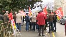 Pensions de retraite : Manifestation des retraités (Vendée)