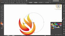 The Best Logo Design Tutorial for Beginners How to Create a 3D Flame Fire Logo Design