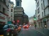 Paris 9eme Rue de Montholon, rue Lamartine et rue St Lazare