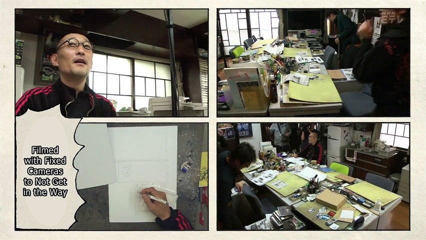 Urasawa Naoki no Manben Manga Documentary S1E2 2015 - Fujita Kazuhiro English Subs [720]