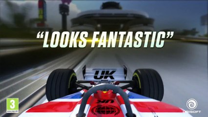 Trackmania Turbo - Trailer beta de Trackmania : Turbo