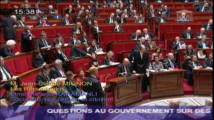 QAG - Harlem Désir - Relations de la France et de l'UE avec la Russie
