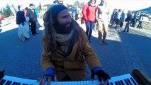 Amazing Beautiful Piano Street Performer top songs 2016 best songs new songs upcoming songs latest songs sad songs hindi songs bollywood songs punjabi songs movies songs trending songs mujra dance Hot songs