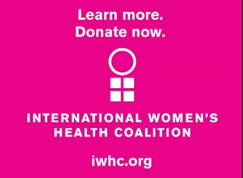 Help TAA Raise $200,000 for the IWHC  SUPPORT A ACTUALLY REAL FEMINIST CHARITY ORGANIZATION