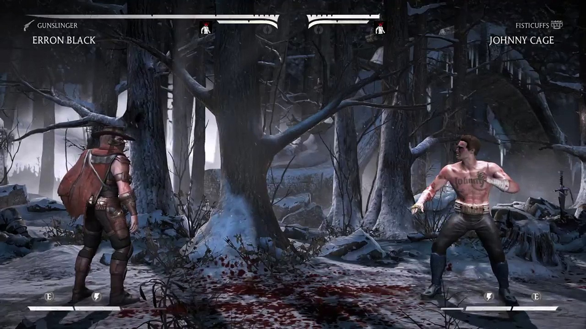 Mortal Kombat X Erron Black Brutality 2