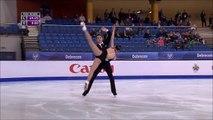 Hope MCLEAN / Trennt MICHAUD - 2016 World Junior Championships - SP