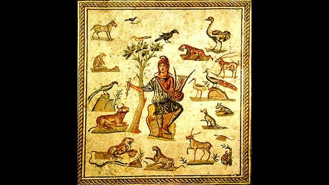 Greek Myths: Orpheus and Eurydice (Tragedy)