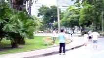 thai national anthem freeze